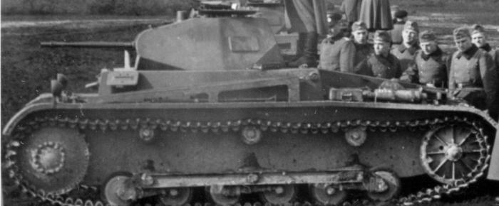 Юрий пашолок. pz.kpfw.ii - внеплановый танк