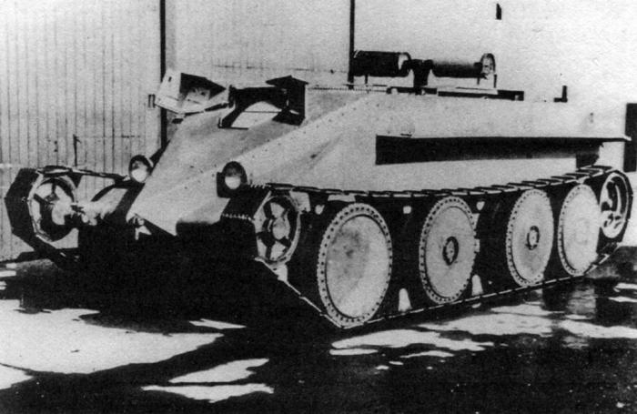Юрий пашолок. танк кристи на британский манер