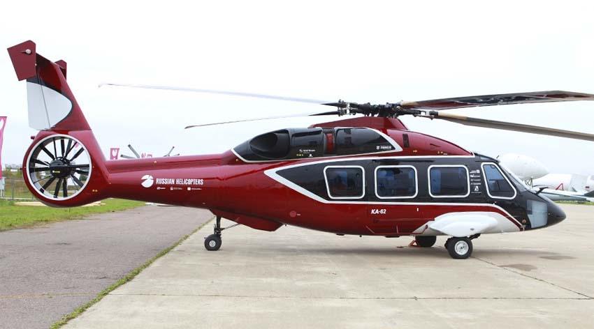 К вертолетным новостям: характеристики, описание