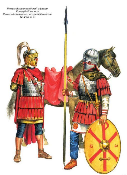 К вопросу о тактике рыцарей