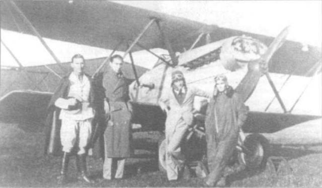 Как итальянский истребитель fiat cr.20 чуть не попал в ввс ркка