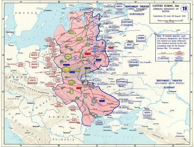 Как избежать катастрофы ркка в 1941 г. (еще более альтернативный состав и организация войск в 1941 году)