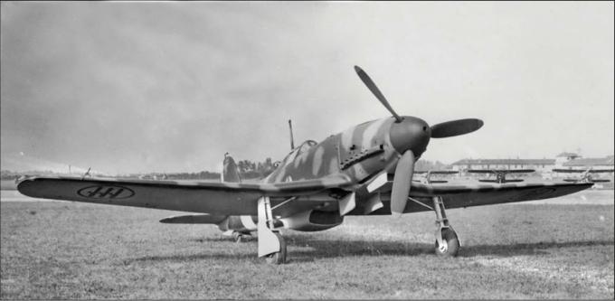 """Как не выбрать истребитель. сага о """"5-й серии"""": кризис поставок истребителей в италии в годы второй мировой войны. часть 2"""