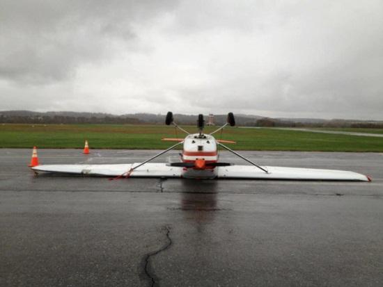 Как обезопасить свой самолет на стоянке