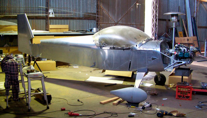 Как построить самолёт (часть i)