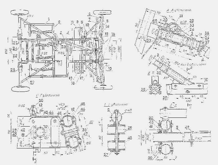 Как сделать своими руками дельталет «жук 42» чертежи и описание