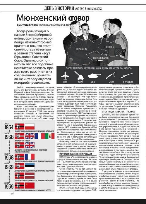Как западные державы отдали гитлеру чехословакию