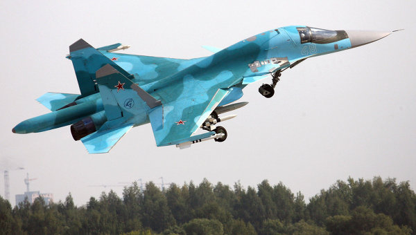 Какие российские самолеты проводят операцию в сирии