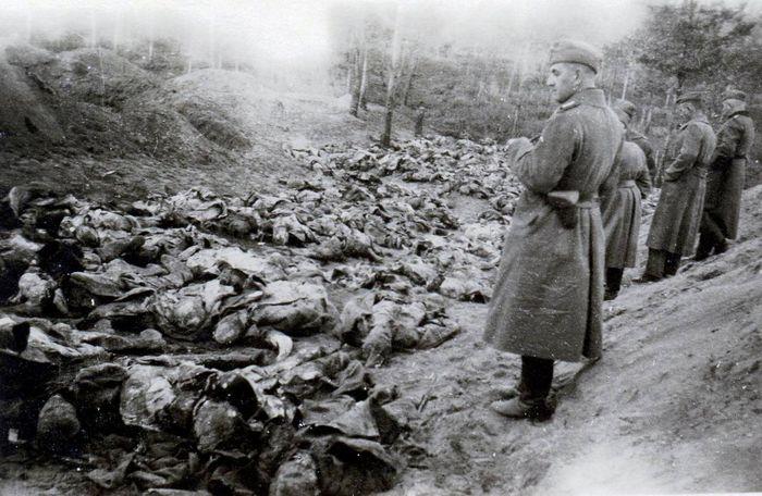 «Катынский вопрос» на нюрнбергском процессе или ещё раз об уроках истории