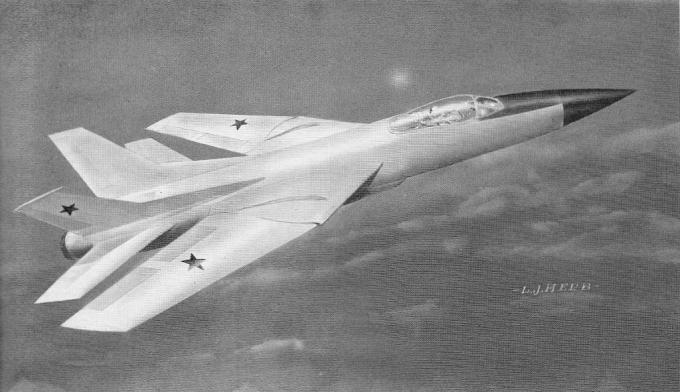 Кларенс э. робинсон-мл. «советы модернизируют свою авиацию: три новейших истребителя»