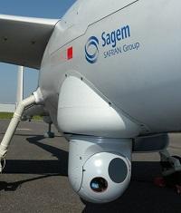 Компания sagem совершенствует беспилотную авиа систему patroller