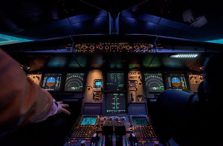 Компьютеризированная эра в гражданской авиации. негатив и перспективы
