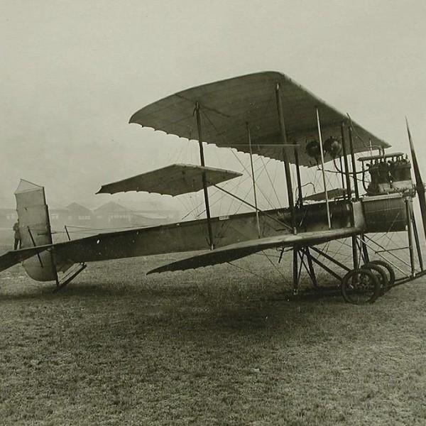 Конкурс военных аэропланов 1911 года.