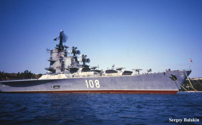 Корабли армагеддона. тяжелые авианесущие крейсера проекта 1143