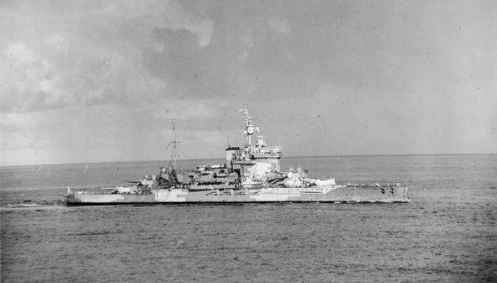Корабли были 4-х орудийны соединенного флота