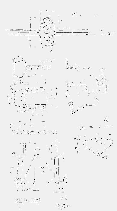 Кордовая гоночная модель самолета f2c