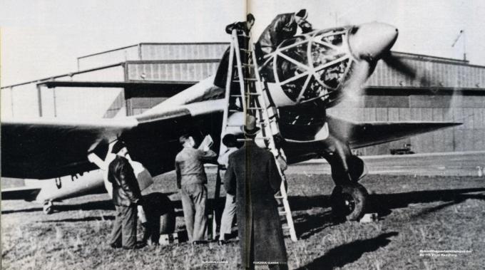Красивый, скоростной и безуспешный. рекордный самолет, гидросамолет и скоростной бомбардировщик-разведчик he 119. германия
