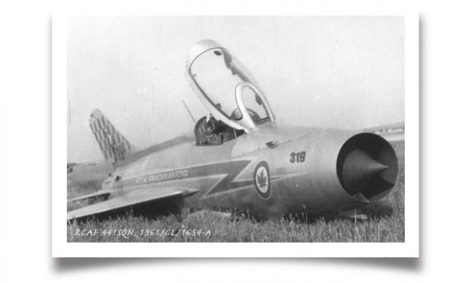 Красные ястребы. история применения истребителей миг-21 в составе королевских ввс канады. часть 3