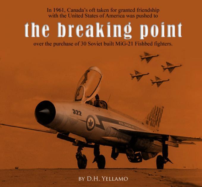 Красные ястребы. история применения истребителей миг-21 в составе королевских ввс канады. часть 1