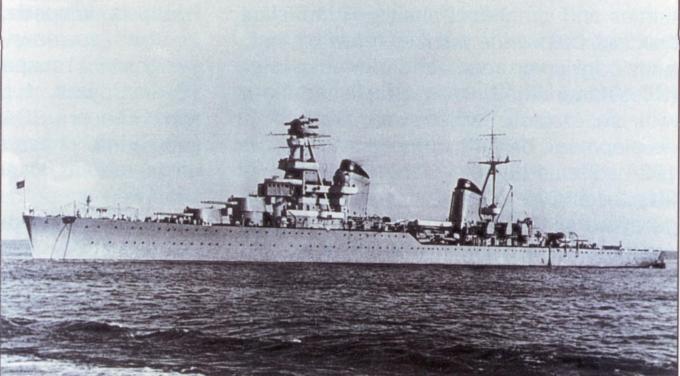 Крейсера проекта 26 и 26-бис. часть 2: итальянский след и особенности классификации