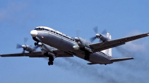 Крушение самолёта ил-18 в якутии 19 декабря 2016 года.