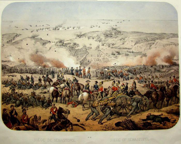 Крымская война, как начало краха империи