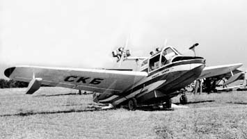 Легкая летающая лодка хаи-30 «профессор неман».