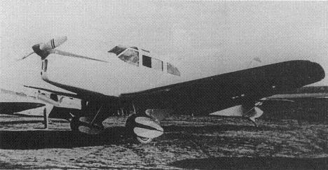 Легкий многоцелевой самолет аир-16.