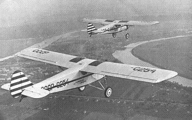 Легкий многоцелевой самолет аир-6.
