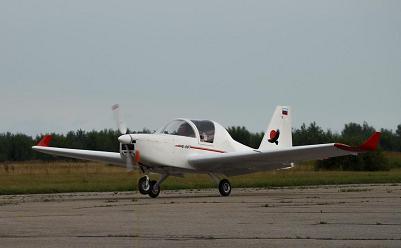 Легкий многоцелевой самолет ф-007.
