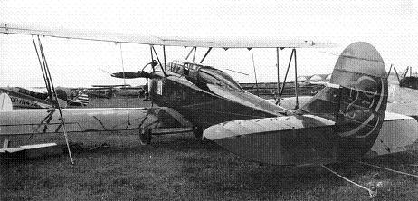 Легкий многоцелевой самолет э-23.