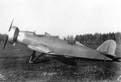 Легкий многоцелевой самолет к-10.