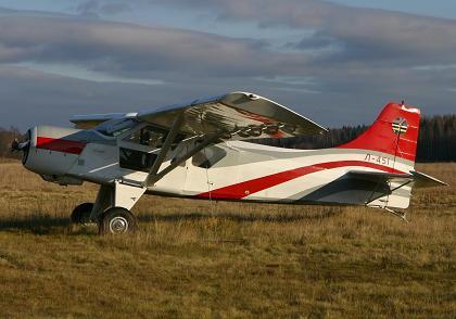Легкий многоцелевой самолет л-451.