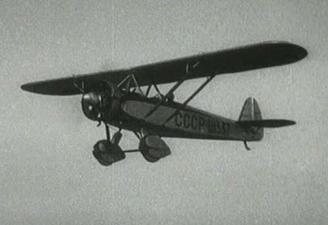 Легкий многоцелевой самолет лк-4 (ниаи-4).
