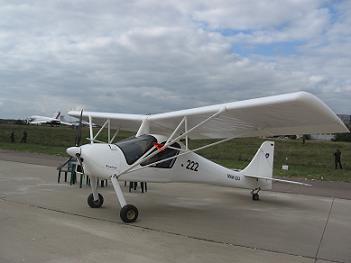 Легкий многоцелевой самолет маи-223 «китёнок».