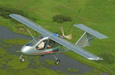 Легкий многоцелевой самолет с-2 «синтал».