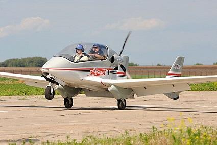 Легкий многоцелевой самолет сигма-5.