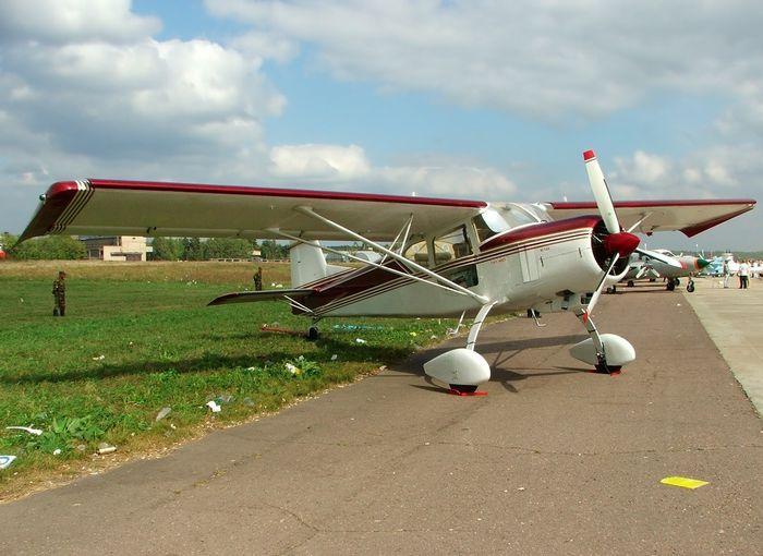 Легкий многоцелевой самолет т-411 «аист».