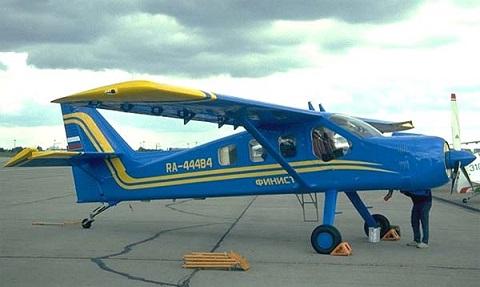 Легкий многоцелевой транспортный самолет см-92 «финист».