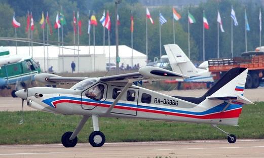 Легкий многоцелевой транспортный самолет см-92т «турбо-финист».