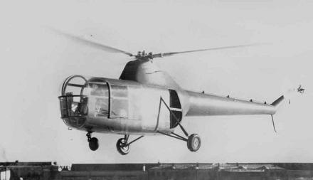 Легкий многоцелевой вертолет як-100.