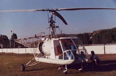 Легкий многоцелевой вертолет св-3.