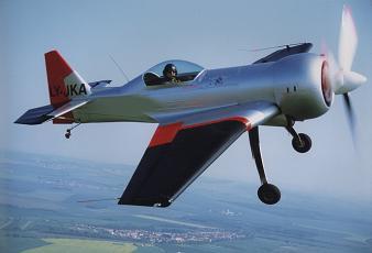 Легкий пилотажный самолет авиатика-маи-900 «акробат».