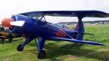Легкий пилотажный самолет б2м «москит».