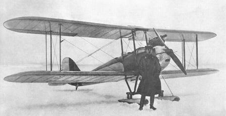 Легкий самолет аир-1.