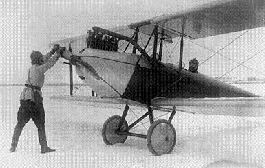 Легкий самолет аир-2 «пионер».