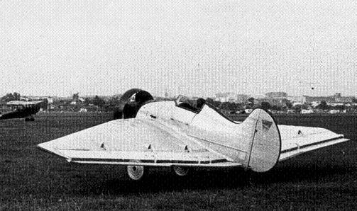 Легкий самолет бок-5.