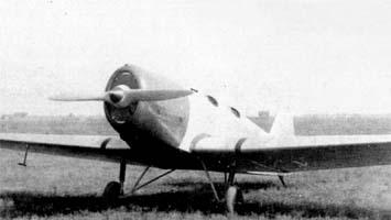 Легкий самолет упо-2 (ут-8).
