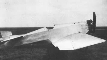Легкий самолет воп-1.
