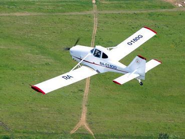 Легкий сельскохозяйственный самолет «фермер-2».